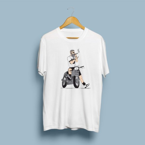 Swag Bike Boy T shirt