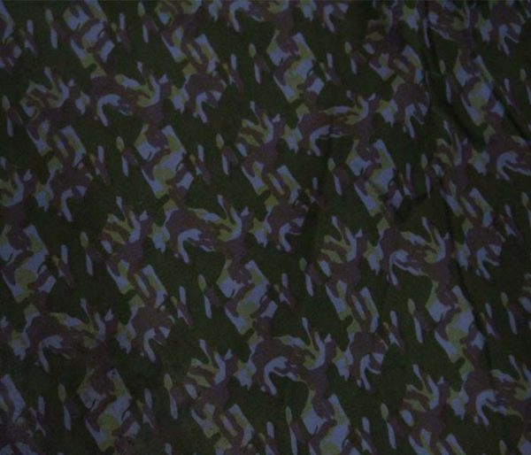 army cotton fabric
