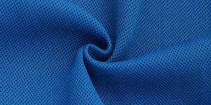 Royal Blue Air Mesh Fabric