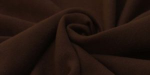 Light Brown Polar knitted Heavy Weight Fleece Fabric
