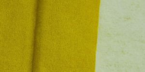Yellow Cotton Canvas Fabric