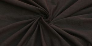Brown Broken Twill Fabric