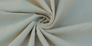 Unbleached Natural Cotton Twill Fabric